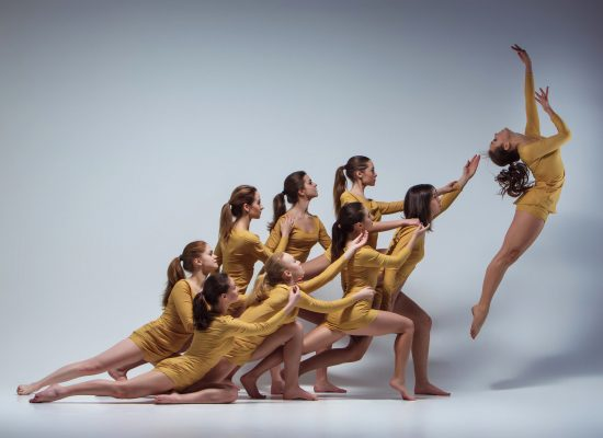 A leap of faith from dance to business